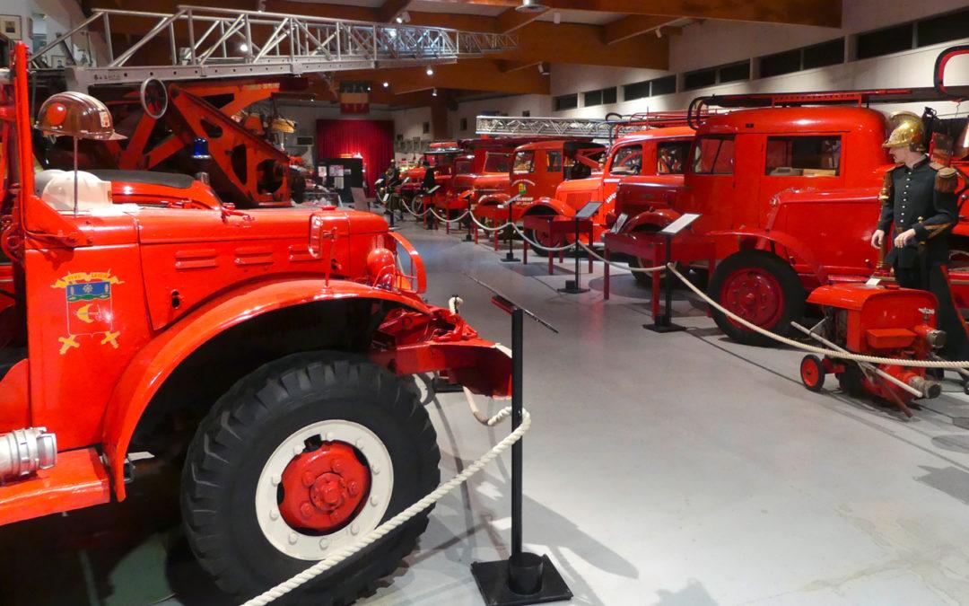 Cet été, le Musée des Sapeurs-Pompiers de France …