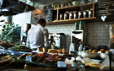 COVID-19] Les restaurateurs montvillais vous proposent des repas à emporter