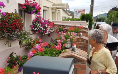 Concours municipal des Maisons fleuries