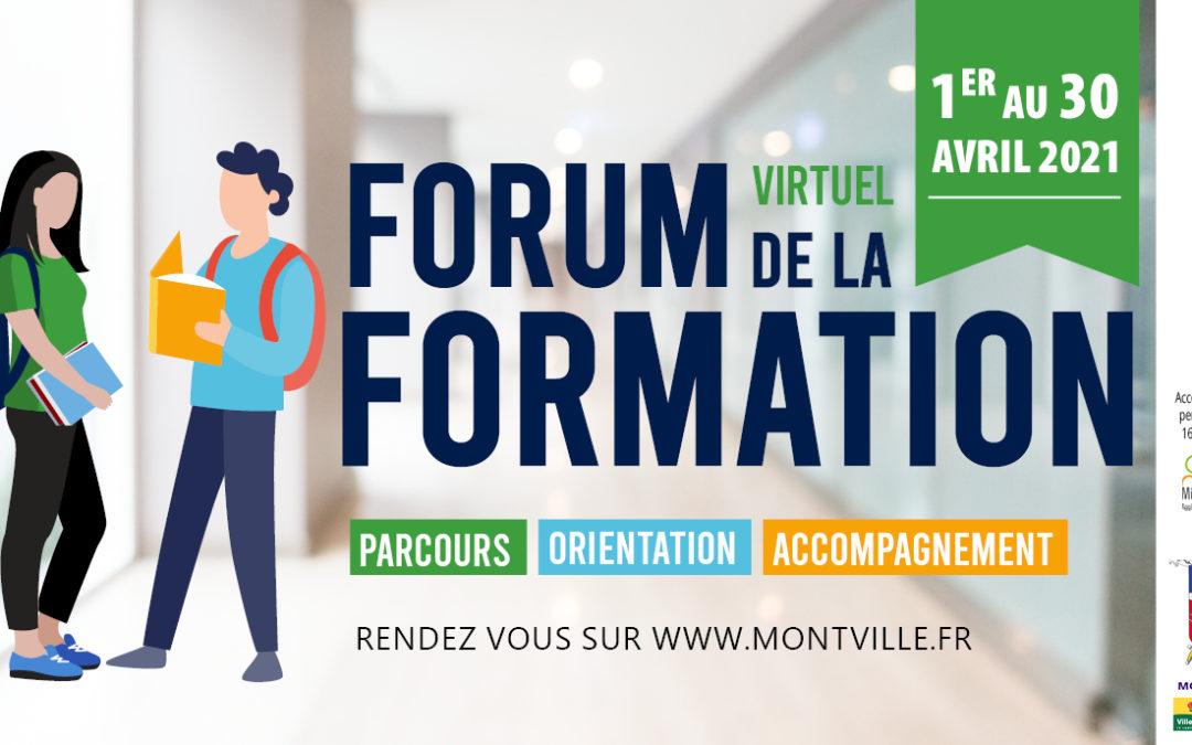 FORUM DE LA FORMATION