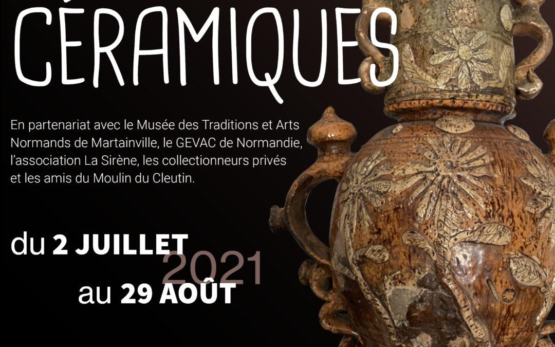 EXPOSITION «CÉRAMIQUES» Musée des Sapeurs-Pompiers de France