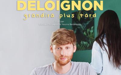 Edouard DELOIGNON en spectacle à Montville, le 15 Octobre 2021